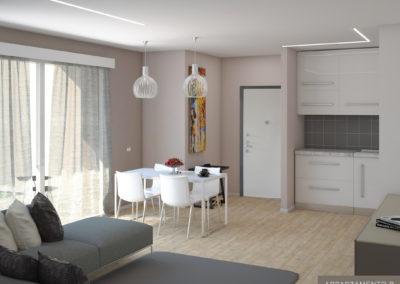 Appartamento B - giorno