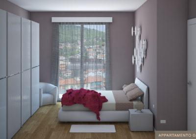 Appartamento G - camera