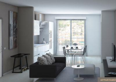 Appartamento I - giorno