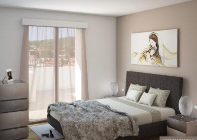Appartamento P- camera