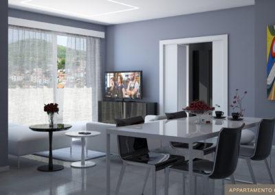 Appartamento Q - giorno